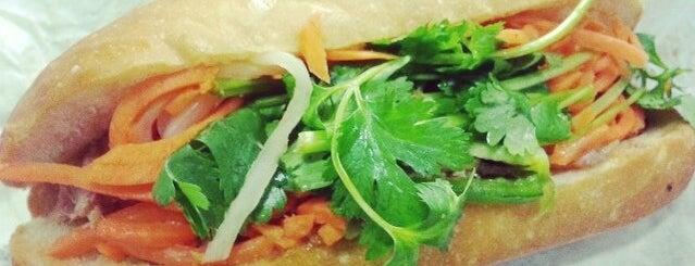 Saigon Sandwich is one of Cheap SF Restaurants.