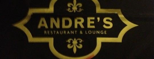 Andres Cognac Lounge is one of Las Vegas Restaurants.