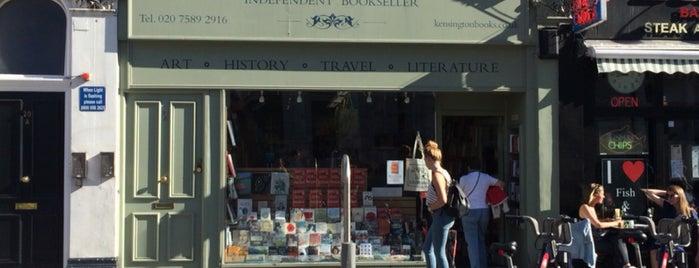 South Kensington Books is one of Lieux qui ont plu à Anna.