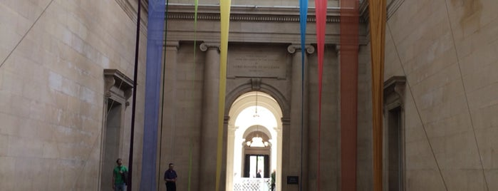 Tate Britain is one of Lieux qui ont plu à Anna.