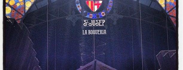 Mercat de Sant Josep - La Boqueria is one of Barcelona / Essentials.