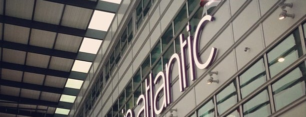 Virgin Atlantic Check-in is one of Michael'in Beğendiği Mekanlar.