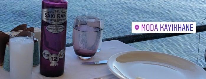 Moda Kayıkhane is one of Fundaさんのお気に入りスポット.