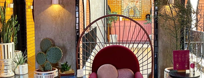 Casa Hoyos is one of SMA + GTO.