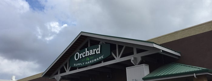 Orchard Supply Hardware is one of Lieux qui ont plu à Jason.