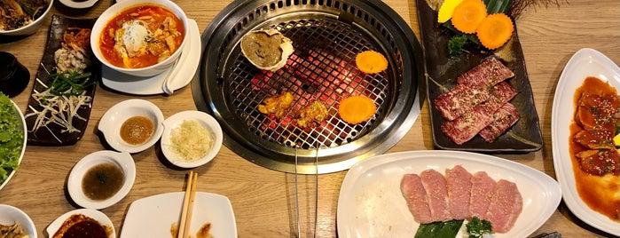 Sumi Tei Yakiniku is one of Top Taste.