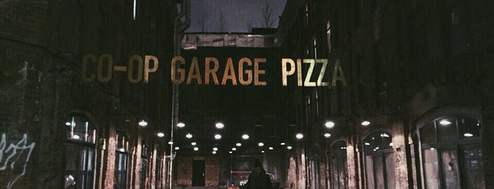 Co-op Garage is one of Sashaさんのお気に入りスポット.