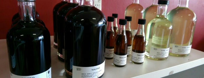 Red Dirt Distillery is one of Mixy 님이 좋아한 장소.