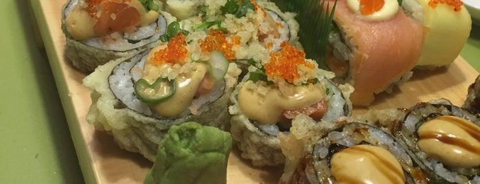 Sushi Yoshi is one of I'nın Beğendiği Mekanlar.