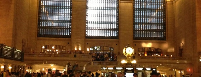 Grand Central Terminal is one of New York TOP Places.