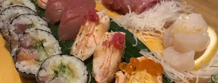 Tatá Sushi is one of Sampa.