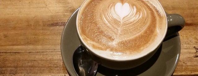 cafés in London