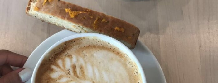 Blonde Biscotti is one of Houston Coffee Spots.