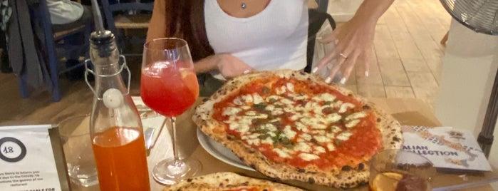 L'Antica Pizzeria da Michele is one of Berlin.