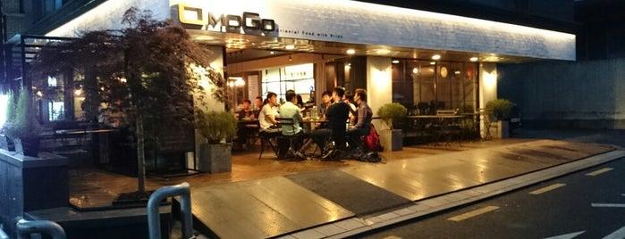 moGo is one of Posti che sono piaciuti a OH!.