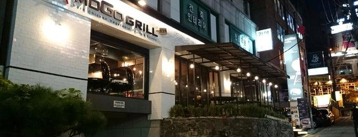 moGo Grill is one of Posti che sono piaciuti a OH!.