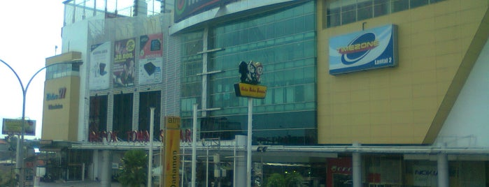 Depok Town Square is one of Posti che sono piaciuti a Addis Maliki.
