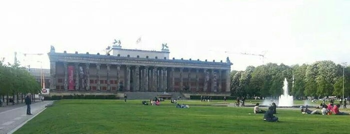 Altes Museum is one of Berlin Best: Sights.