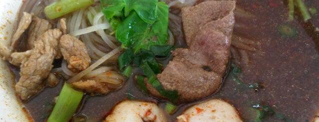ก๋วยเตี๋ยวเรือปู่พลอย is one of BKK_Noodle House_1.