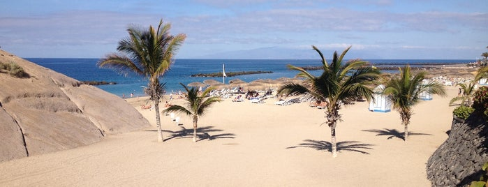 Playa El Duque is one of Teneriffa 2014.