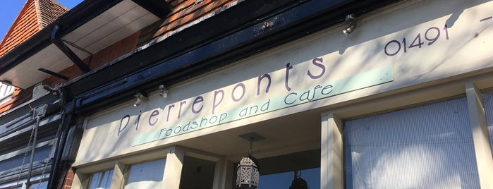 Pierreponts is one of Good restaurants.