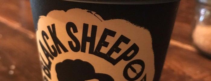Black Sheep Coffee is one of London 2.