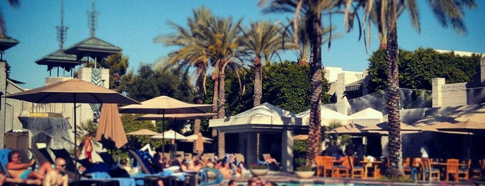 Main Pool Paradise- Arizona Biltmore is one of Phoenix seen through the eyes of locals.