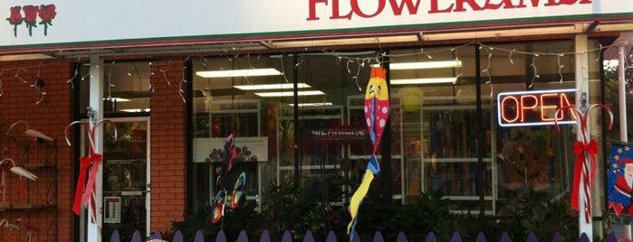 Flowerama is one of Posti che sono piaciuti a Justin.