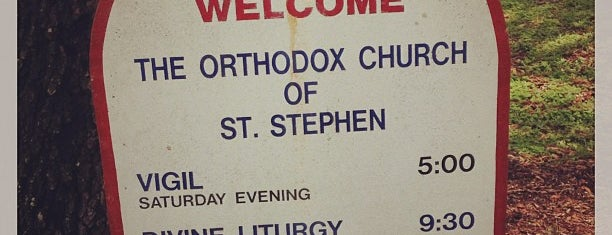St. Stephen Orthodox Church is one of Orthodox Churches - Florida.