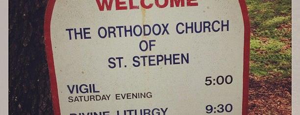 St. Stephen Orthodox Church is one of Orthodox Churches - Florida.