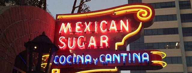 Mexican Sugar is one of DFW Eats.