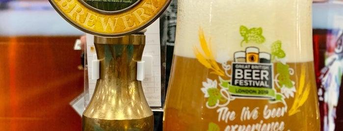 CAMRA Great British Beer Festival (GBBF) is one of Carl : понравившиеся места.