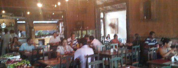 Restaurante Fogão de Minas is one of Ellen : понравившиеся места.