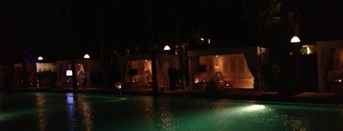 White Rabbit party @ The Delano is one of Miami.