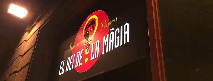 Teatre El Rey de la Magia is one of Nens - Niños.
