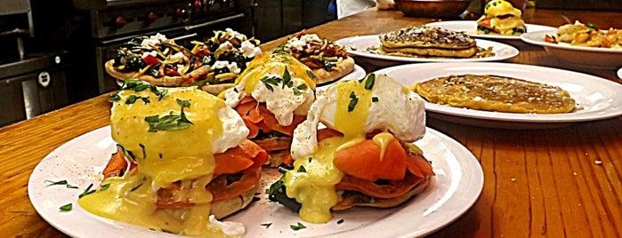Café 458 Sunday Brunch is one of Places I have gone.