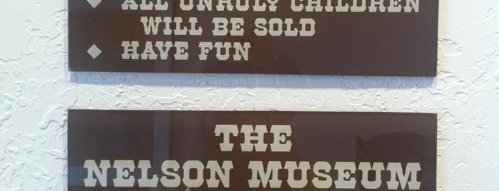 Nelson Museum of the West is one of Cheyenne.