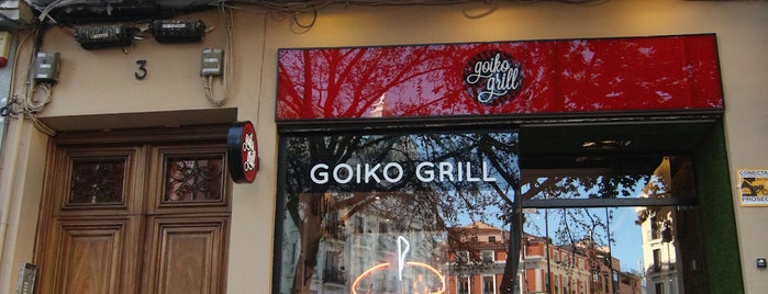 Goiko Grill is one of Para comer.