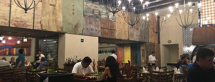 Agave Mexican Cuisine is one of Cancun..