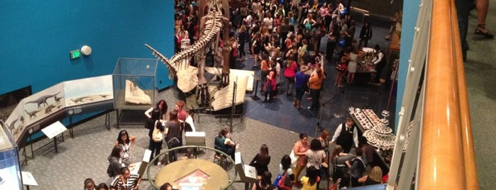 Maryland Science Center is one of favs.