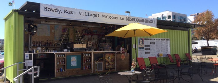 Mesuggah Shack is one of Downtown San Diego Coffee Spots.