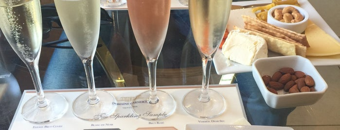 Domaine Carneros is one of A Weekend Away in Napa.