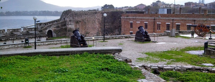 Spilia Square is one of Corfu.