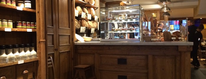 Le Pain Quotidien is one of London Calling.
