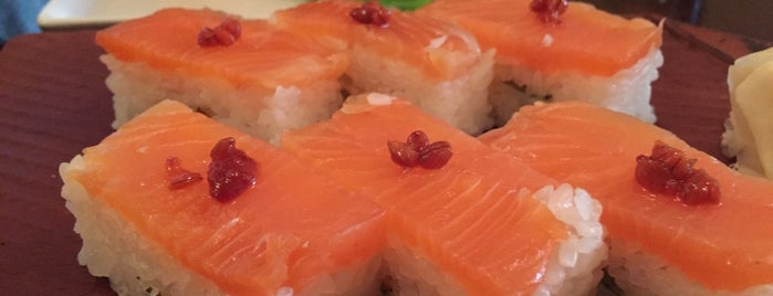 Hibino is one of 25 Top Sushi Spots in the U.S..