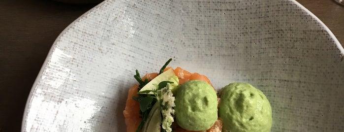 Brinz'l is one of Les jeunes Chefs gastronomiques qui montent.