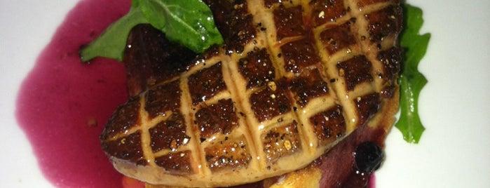 Harvest Restaurant is one of 2014 Iron Fork Restaurants.