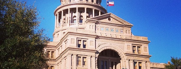 Texas State Capitol is one of Austin.