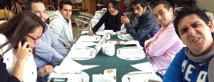 Su Café is one of Donde comer sin carne..
