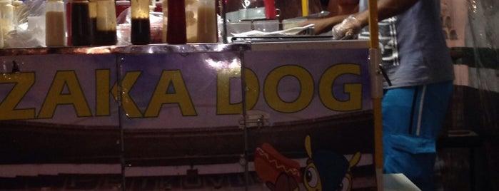 Zaka Dog is one of PR.